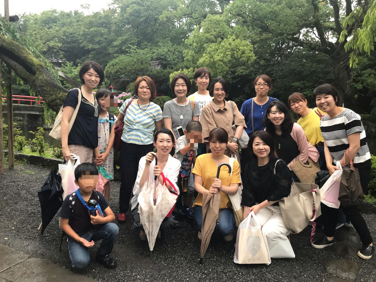 【開催レポ】三島でライフオーガナイザー限定ランチ会開催しました!