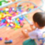 「遊ぶ・学ぶ・くつろぐ」が共有できるリビングにー子育て支援センター並のおもちゃを所有するHさん